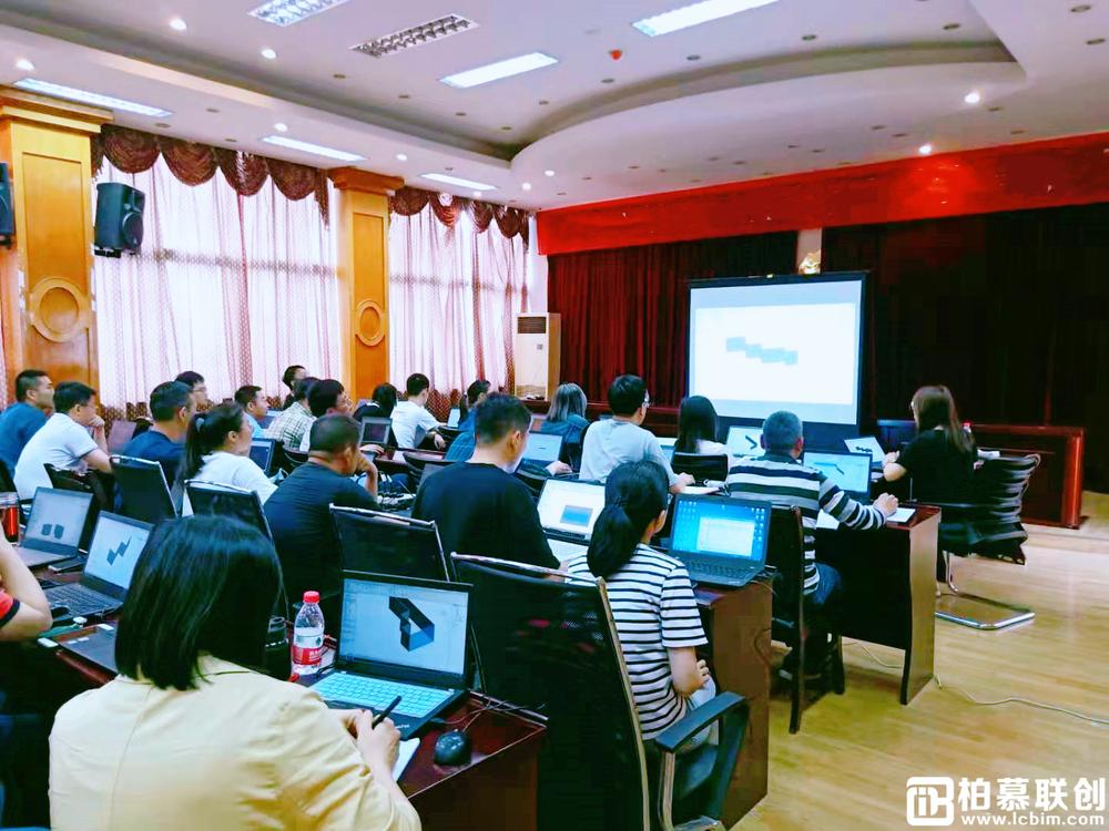 中國中鐵二院通信信號設計研究院全國BIM技能等級考試考前專場定制培訓在成都開班 (3).jpg