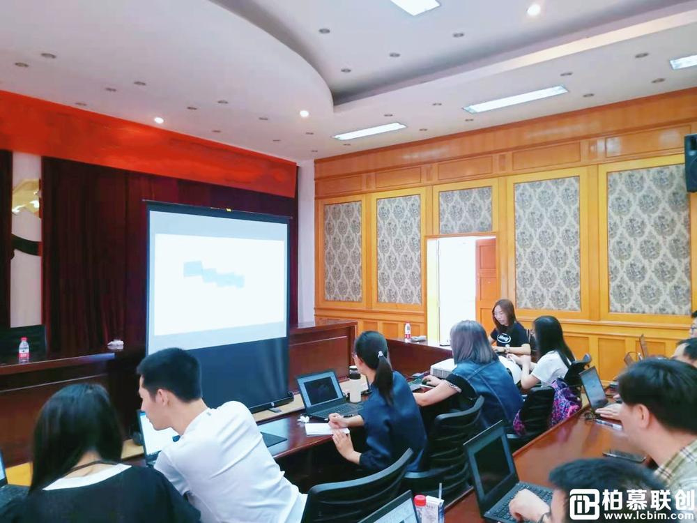 中國中鐵二院通信信號設計研究院全國BIM技能等級考試考前專場定制培訓在成都開班 (4).jpg